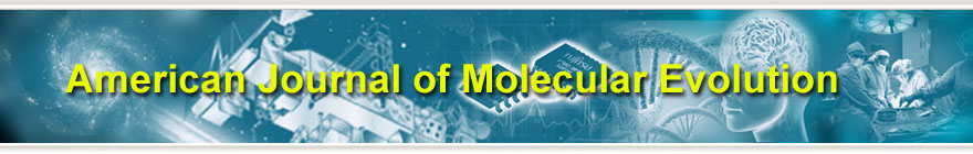 American Journal of Molecular Evolution