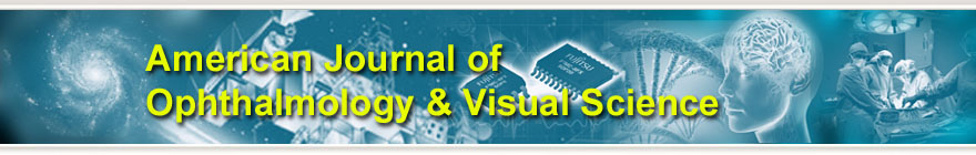 American Journal of Ophthalmology & Visual Science