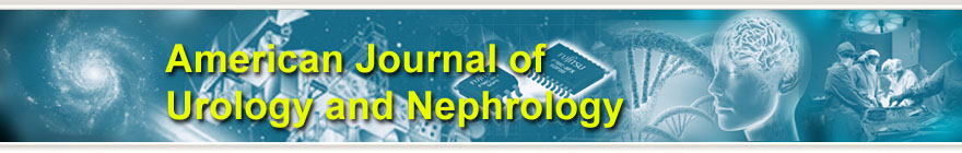 American Journal of Urology and Nephrology