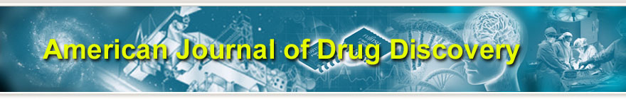 American Journal of Drug Discovery