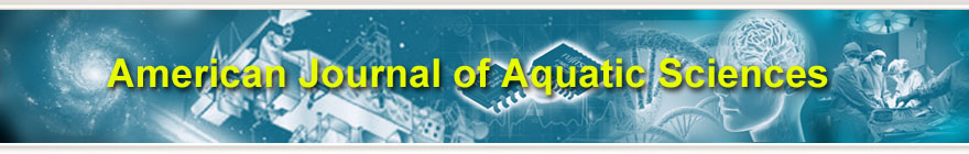 American Journal of Aquatic Sciences