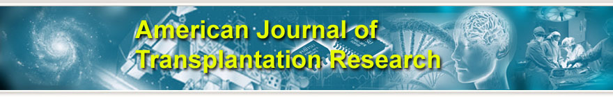 American Journal of Transplantation Research