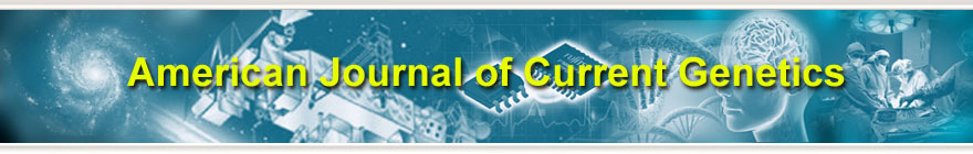 American Journal of Current Genetics