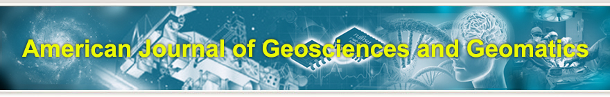 American Journal of Geosciences and Geomatics