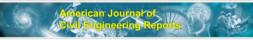 American Journal of Civil Engineering Reports
