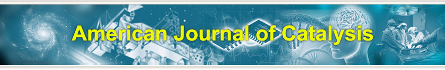 American Journal of Catalysis