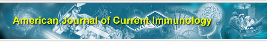 American Journal of Current Immunology