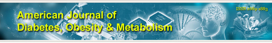American Journal of Diabetes, Obesity & Metabolism