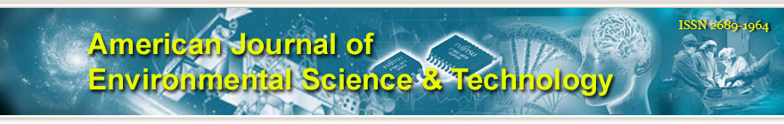 American Journal of Environmental Science & Technology