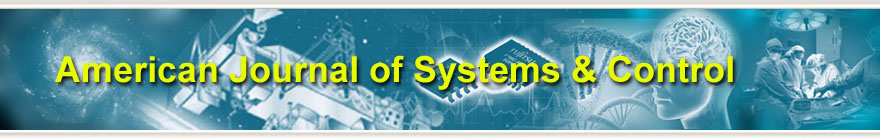 American Journal of Systems & Control