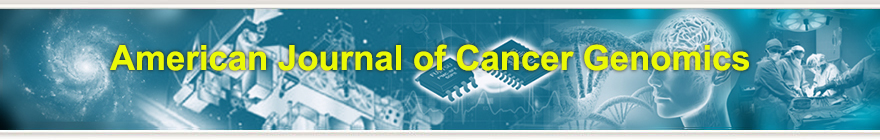 American Journal of Cancer Genomics