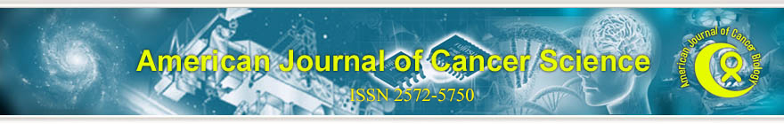 American Journal of Cancer Science(ISSN 2572-5750)