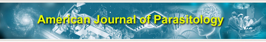 American Journal of Parasitology