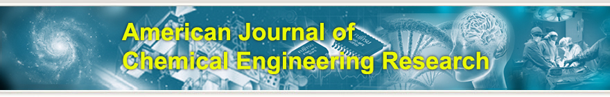 American Journal of Chemical Engineering Research