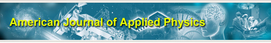 American Journal of Applied Physics
